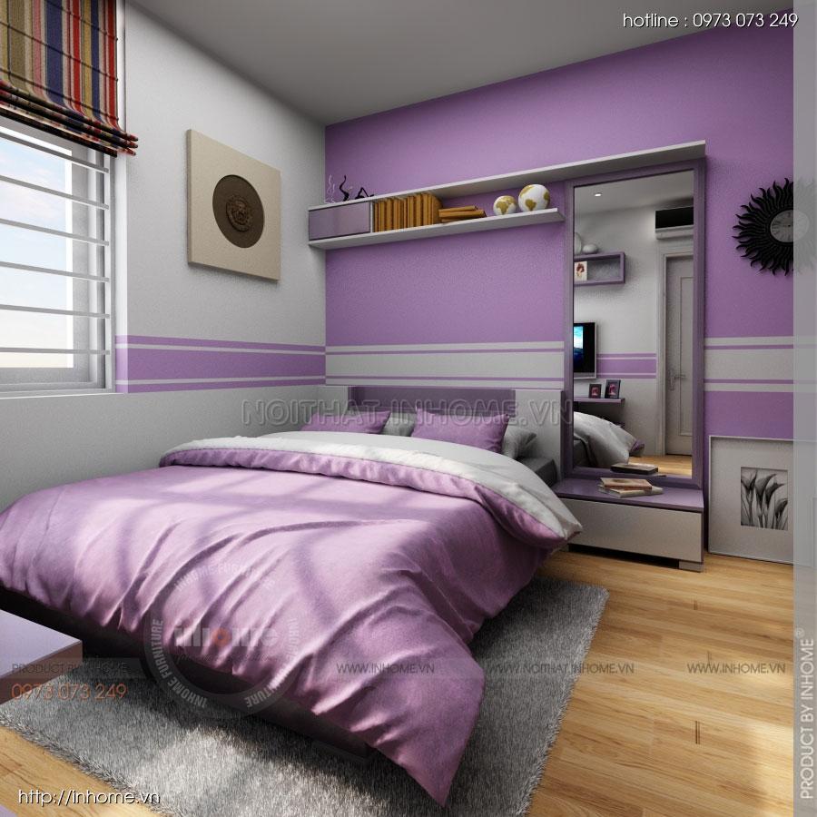 Thiết kế nội thất chung cư Residential 09