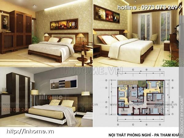 Thiết kế khách sạn hiện đại, sang trọng và độc đáo 08