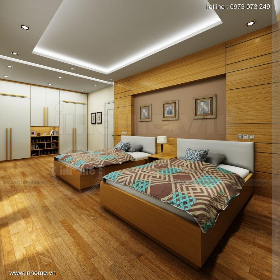 Thiết kế nội thất nhà phố Nguyễn Ngọc Nại 08