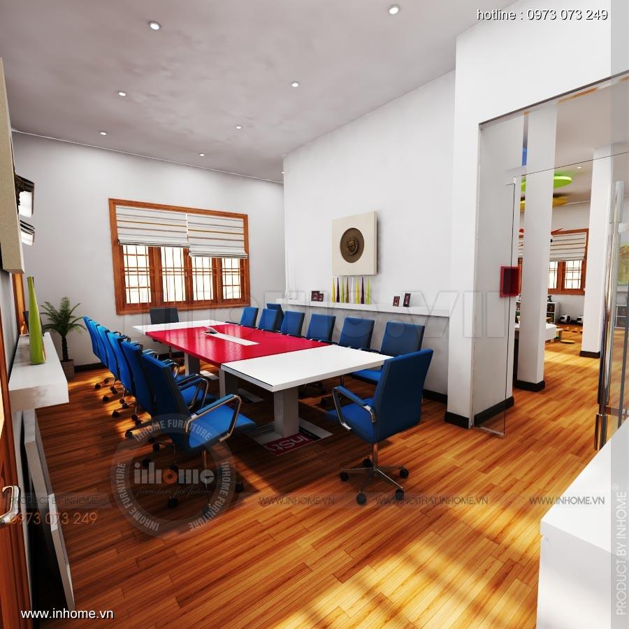 Thiết kế nội thất trường mầm non Ngôi Sao - TP Nam Định 12