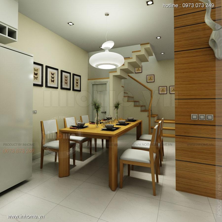 Thiết kế nội thất nhà phố Nguyễn Ngọc Nại 02
