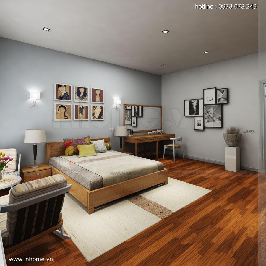 Thiết kế nội thất khách sạn Bắc Ninh 02
