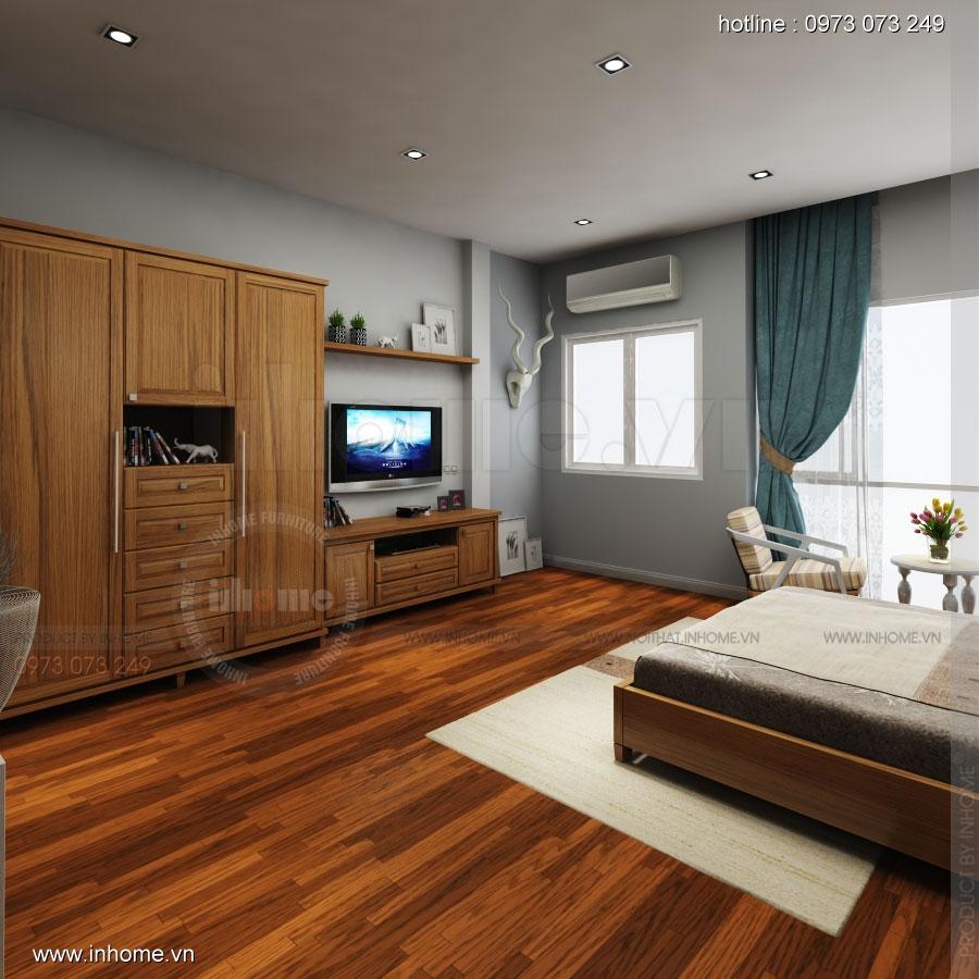 Thiết kế nội thất khách sạn Bắc Ninh 03