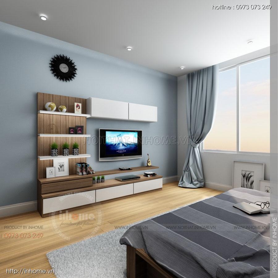 Thiết kế nội thất căn hộ Huyndai Hillstate 10