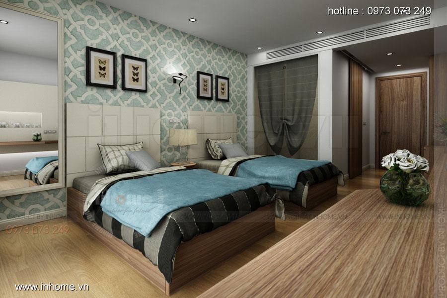Thiết kế nội thất khách sạn LIBERTY 04