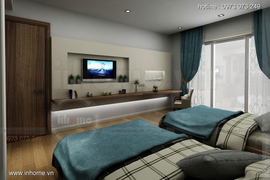 Thiết kế nội thất khách sạn LIBERTY 07