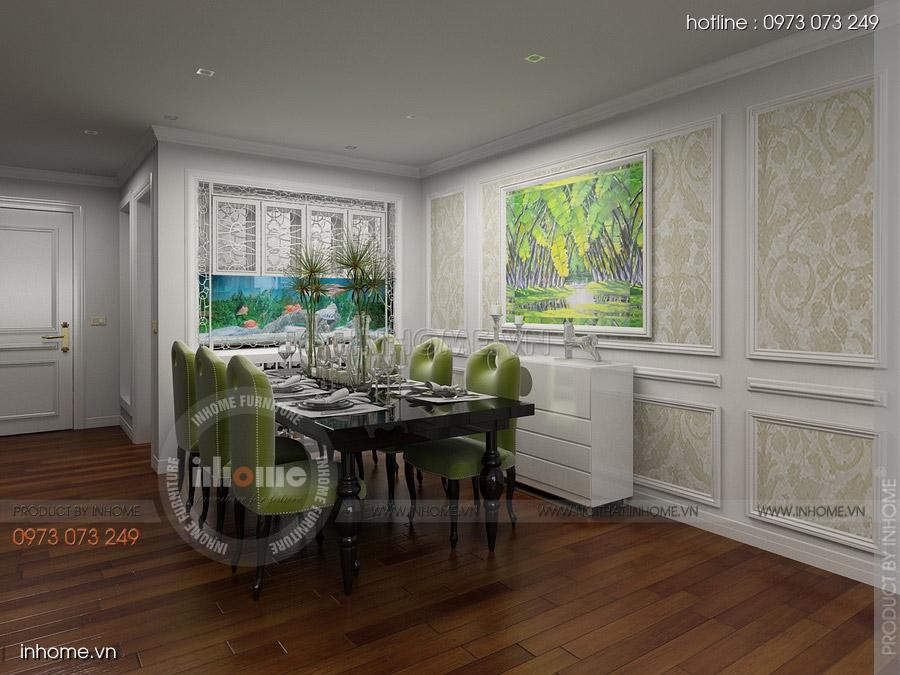 Thiết kế nội thất đẹp, Chị Hà, Láng Hạ 02