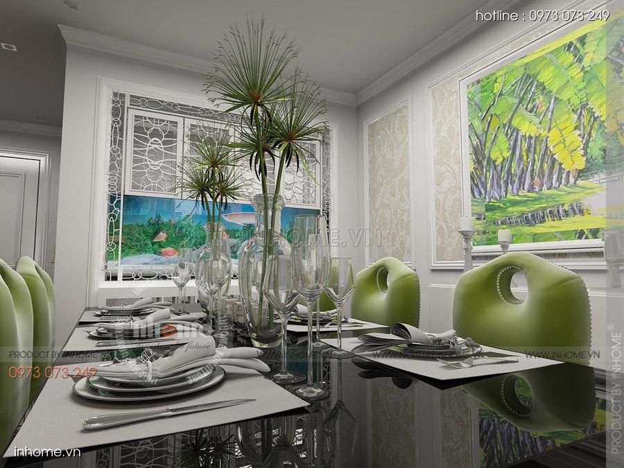 Thiết kế nội thất đẹp, Chị Hà, Láng Hạ 03