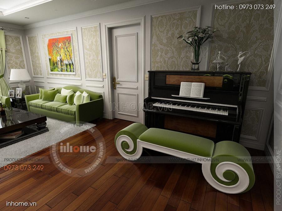 Thiết kế nội thất đẹp, Chị Hà, Láng Hạ 04