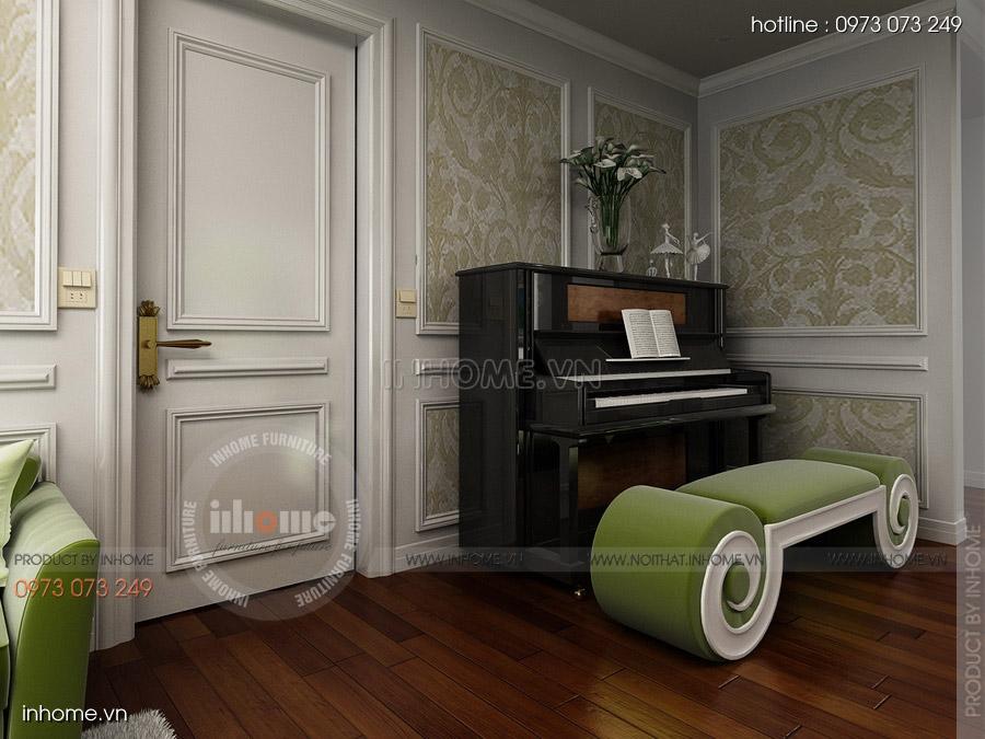 Thiết kế nội thất đẹp, Chị Hà, Láng Hạ 05