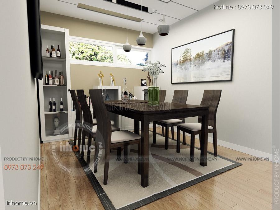 Thiết kế nội thất chung cư CT3 Mỹ Đình 09