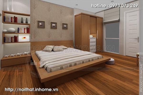 Thiết kế nội thất nhà lô Đường Nguyễn Khả Trạc