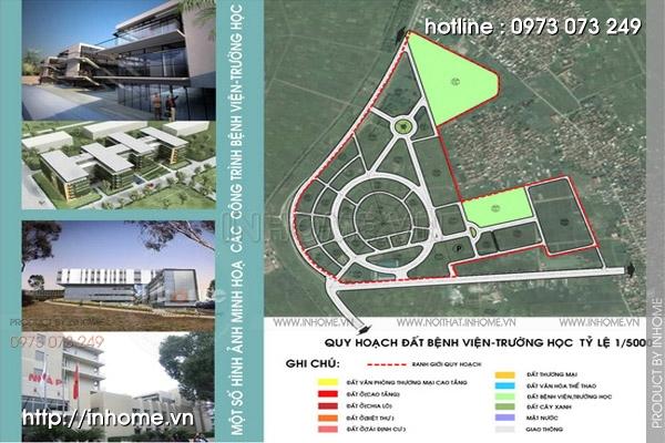 Quy hoạch cảnh quan tây Nam An Khánh 10