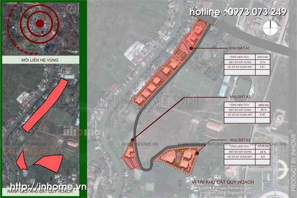 Thiết kế quy hoạch cảnh quan Cầu Diễn 01
