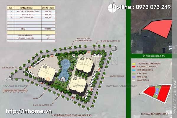 Thiết kế quy hoạch cảnh quan Cầu Diễn 04