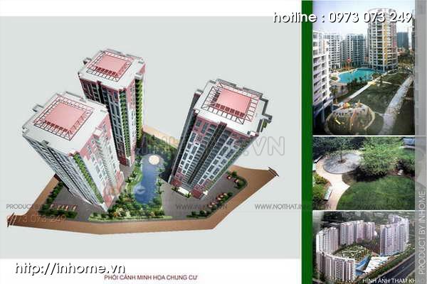 Thiết kế quy hoạch cảnh quan Cầu Diễn 06