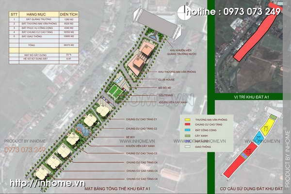 Thiết kế quy hoạch cảnh quan Cầu Diễn 07