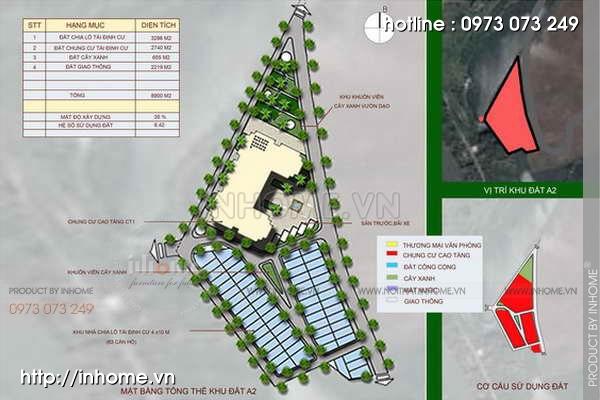 Thiết kế quy hoạch cảnh quan Cầu Diễn 13