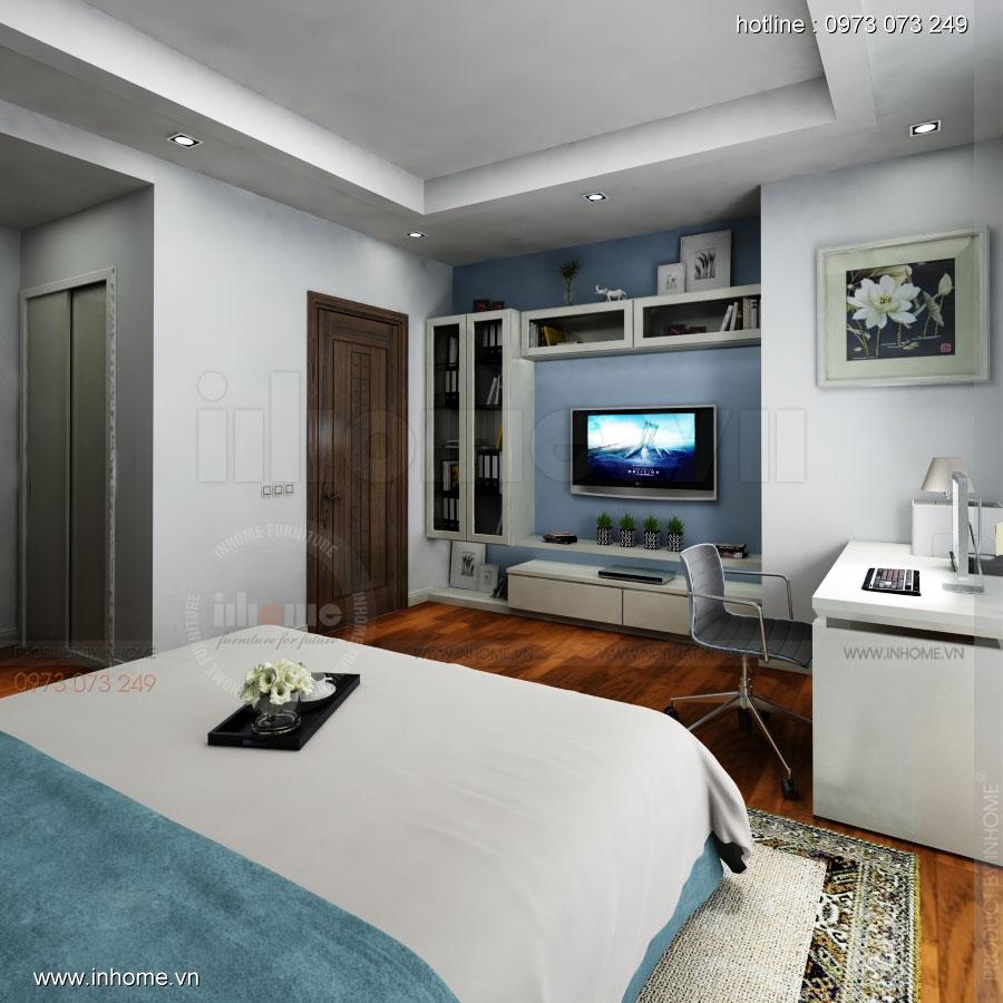 Thiết kế nội thất căn hộ cao cấp Royal City 05