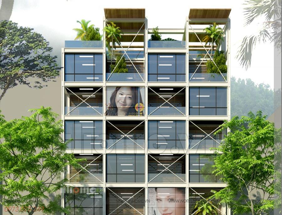 Tòa nhà đa chức năng ở TP.Hồ Chí Minh