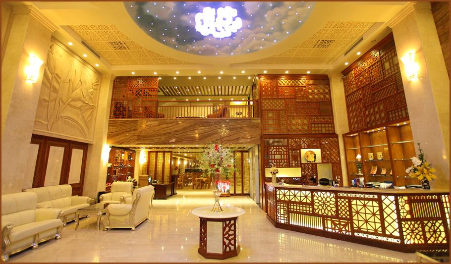 Thiết kế khách sạn 3 sao đẳng cấp sang trọng