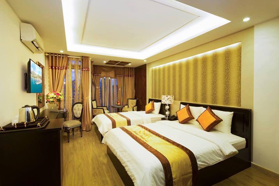 Thiết kế khách sạn 3 sao đẳng cấp sang trọng 02