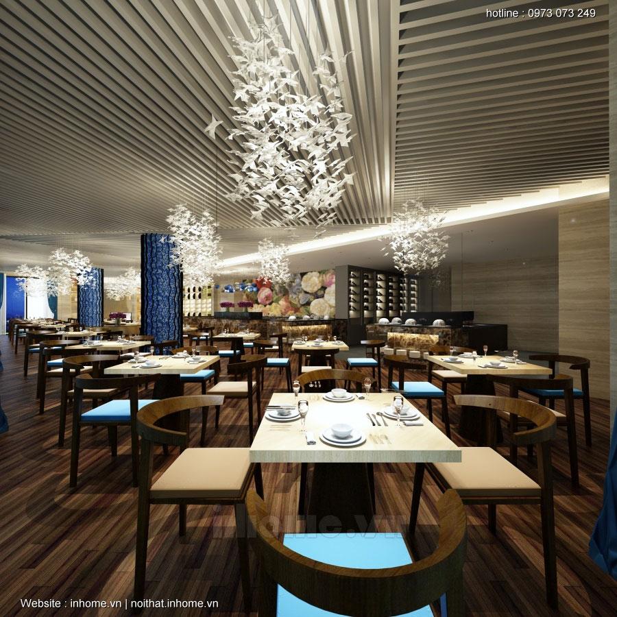 Thiết kế nhà hàng chuyên nghiệp
