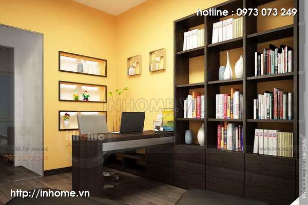 Thiết kế nội thất chung cư Mỹ Đình 12