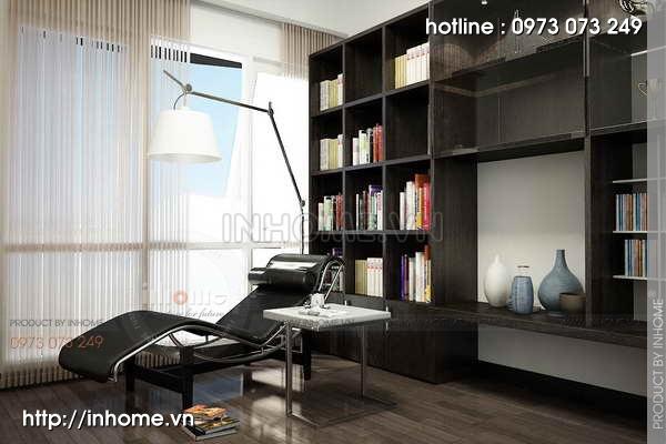 Thiết kế nội thất chung cư Mỹ Đình 13