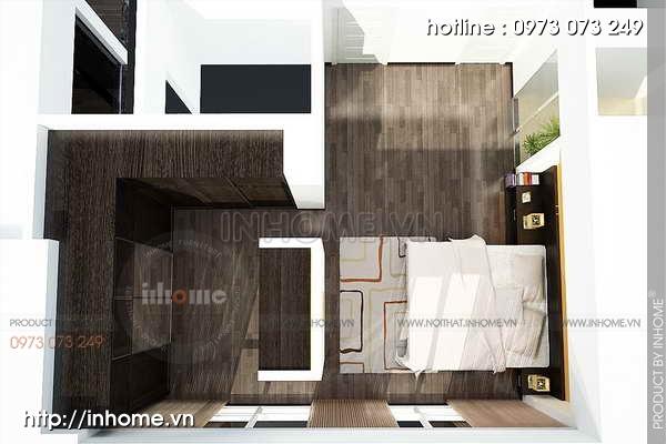 Thiết kế nội thất chung cư Mỹ Đình 15