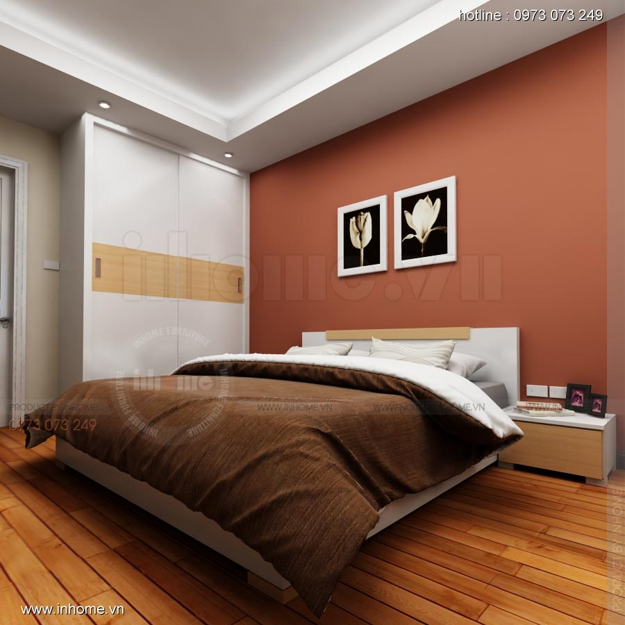 Thiết kế nội thất chung cư 17T1-Ct2 Vinaconex 3 13