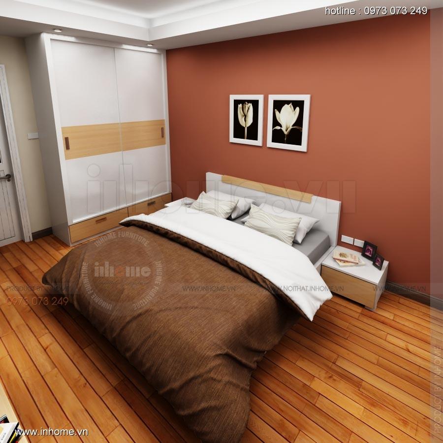 Thiết kế nội thất chung cư 17T1-Ct2 Vinaconex 3 14