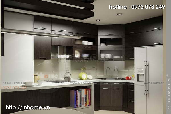 Thiết kế nội thất chung cư Mỹ Đình 04