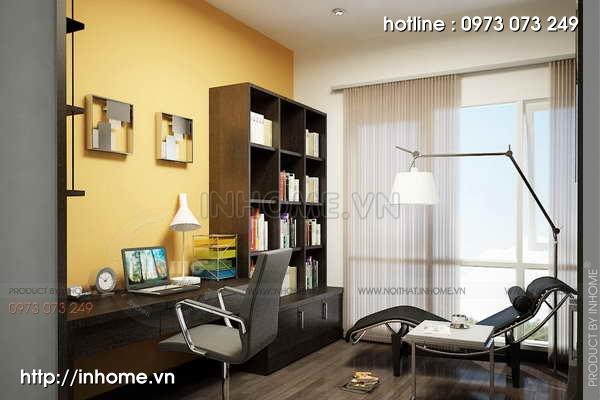 Thiết kế nội thất chung cư Mỹ Đình 10