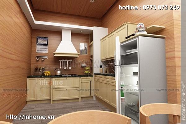 Thiết kế nội thất chung cư tòa nhà nhà A3 05