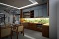 Thiết kế nội thất nhà phố đẹp hiện đại ở Tân Triều