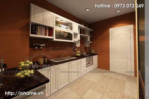 Thiết kế nội thất chung cư Láng Hạ 03