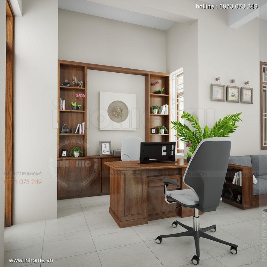 Thiết kế nội thất phòng làm việc: Phong thủy