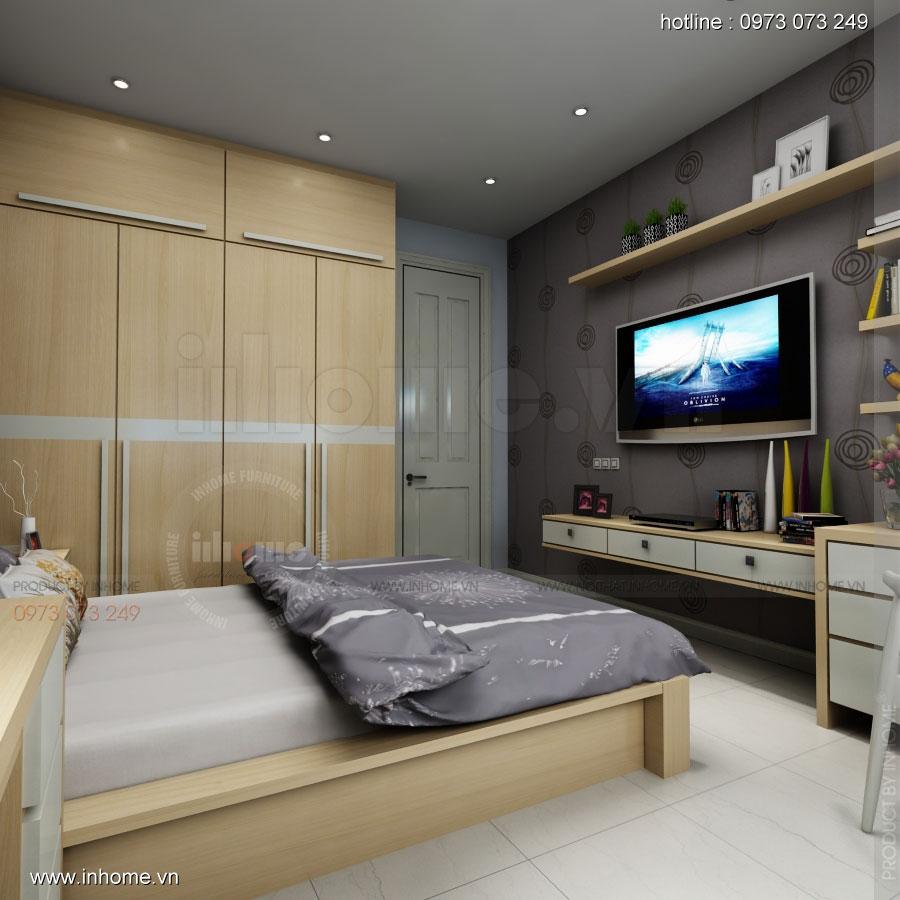 Thiết kế nội thất phòng ngủ 03