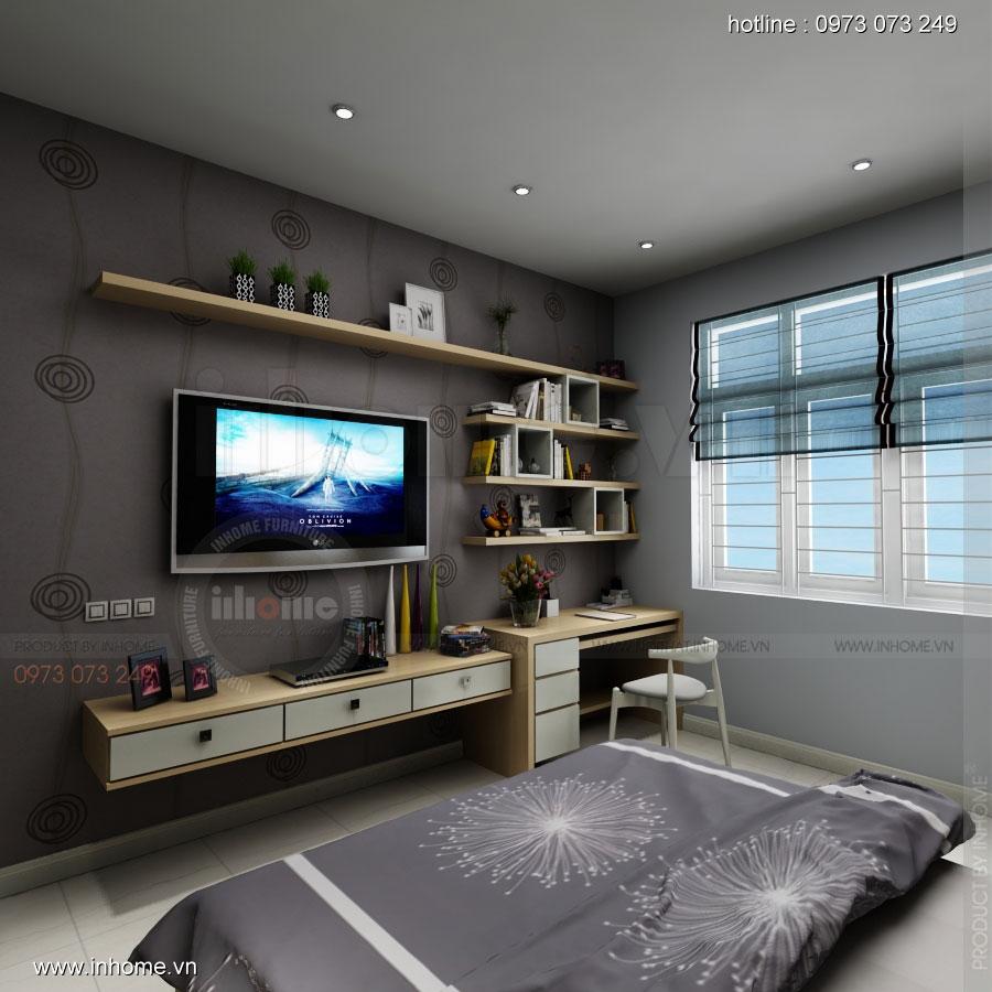 Thiết kế nội thất phòng ngủ 04