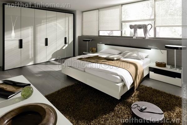 Thiết kế nội thất phòng ngủ đẹp hiện đại 03