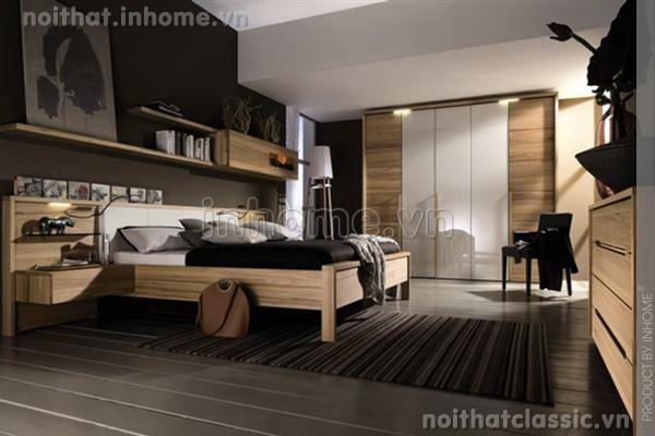 Thiết kế nội thất phòng ngủ đẹp hiện đại 06