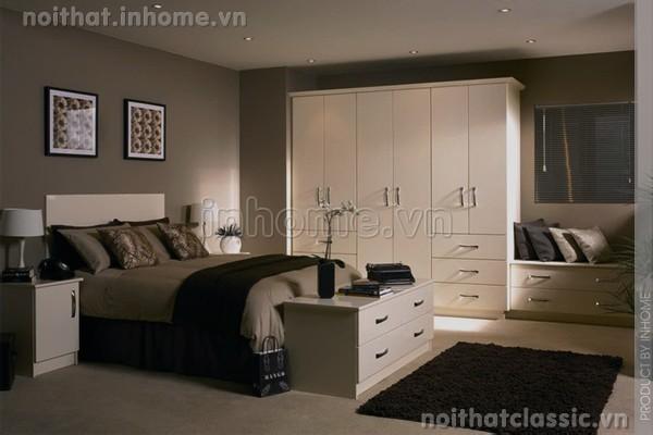 Thiết kế nội thất phòng ngủ đẹp hiện đại 08