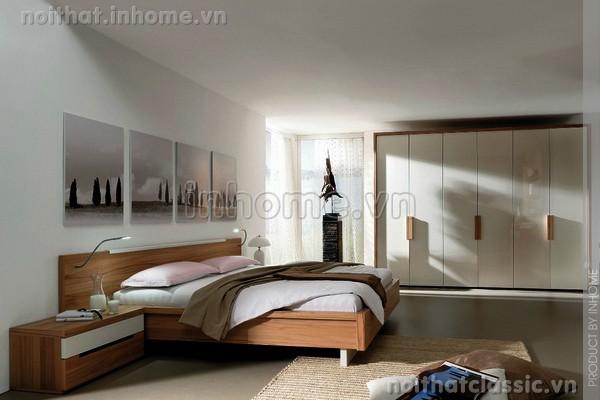 Thiết kế nội thất phòng ngủ đẹp hiện đại 09