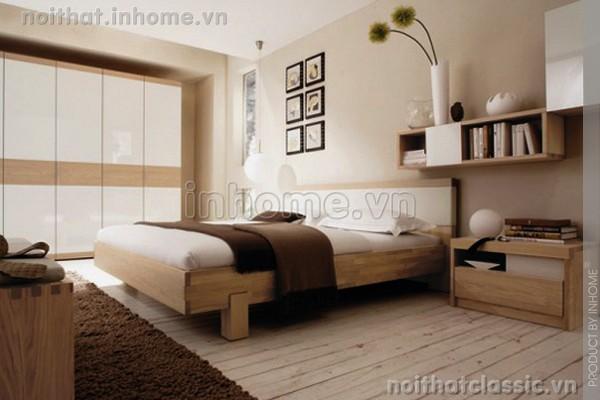 Thiết kế nội thất phòng ngủ đẹp hiện đại 10
