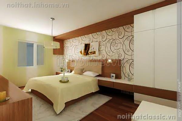 Thiết kế nội thất phòng ngủ đẹp hiện đại 11