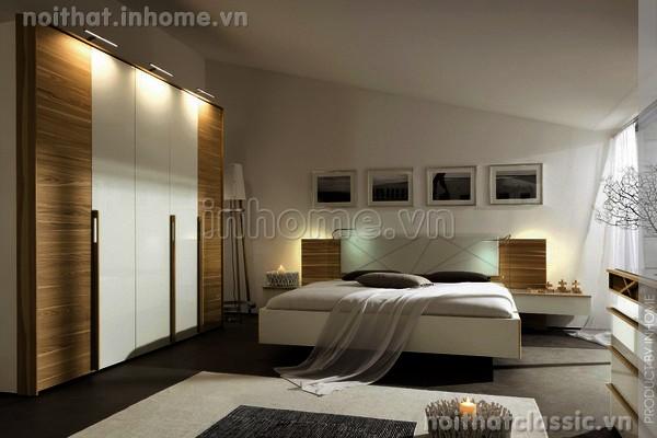 Thiết kế nội thất phòng ngủ đẹp hiện đại 14