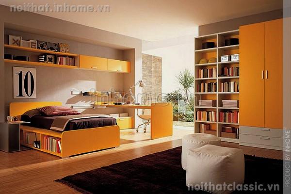 Thiết kế nội thất phòng ngủ đẹp hiện đại 15