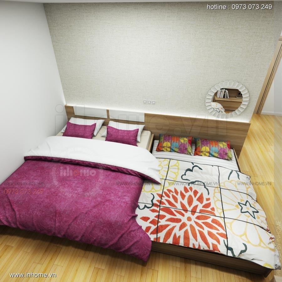 Thiết kế nội thất phòng ngủ đẹp 05