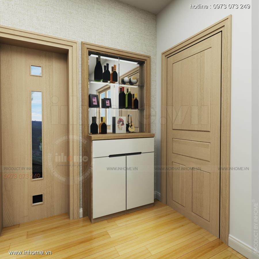 Thiết kế nội thất phòng ngủ đẹp 07